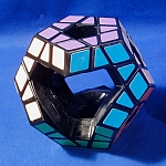 Tony Fisher's Extreme Holey Megaminx Puzzle